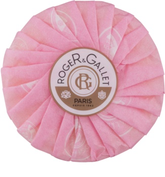 Roger & Gallet Rose Bar Soap In Box