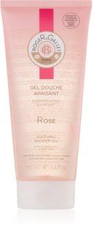 Roger & Gallet Rose gel de ducha calmante