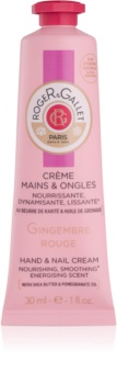 Roger & Gallet Gingembre Rouge maini si unghii