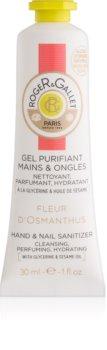 Roger & Gallet Fleur d'Osmanthus čistilni gel za roke