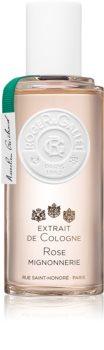 roger & gallet extrait de cologne - rose mignonnerie