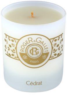 Roger & Gallet Bougie Parfumée Duftkerze  230 g