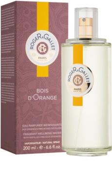 Roger & Gallet Bois d'Orange frissítő víz unisex 200 ml