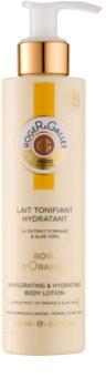 Roger & Gallet Bois d'Orange hydratačné telové mlieko pre normálnu a suchú pokožku