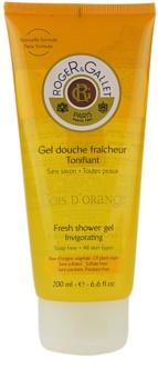 Roger & Gallet Bois d'Orange osvežujoč gel za prhanje