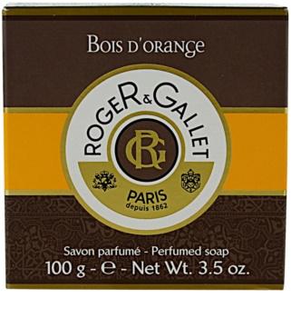 Roger & Gallet Bois d'Orange Bar Soap In Box