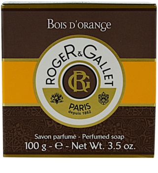 Roger & Gallet Bois d'Orange sapun solid intr- o cutie