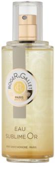 Roger & Gallet Sublime Or Eau de Toilette für Damen 100 ml