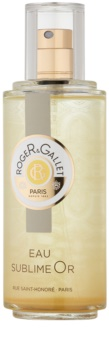 Roger & Gallet Sublime Or eau de toilette para mujer 100 ml