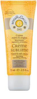 Roger & Gallet Bois d'Orange Sublime krém na ruce a nehty