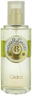 Roger & Gallet Cédrat água refrescante para mulheres 100 ml