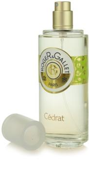 Roger & Gallet Cédrat Erfrischendes Wasser Damen 100 ml