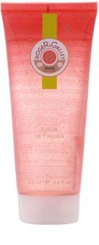 Roger & Gallet Fleur de Figuier relaksujący żel pod prysznic Relaksujący żel pod prysznic