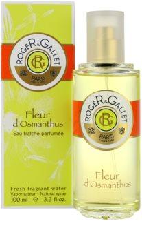 Roger & Gallet Fleur d'Osmanthus frissítő víz hölgyeknek