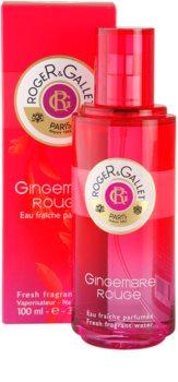 Roger & Gallet Gingembre Rouge frissítő víz nőknek 100 ml