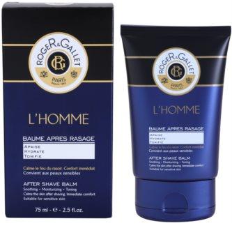 Roger & Gallet Homme balzám po holení pro muže