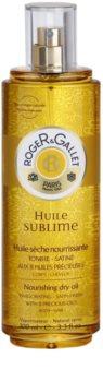 Roger & Gallet Huile Sublime vyživujúci suchý olej na telo a vlasy