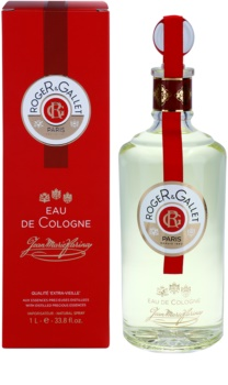 29e630d85 Roger & Gallet Jean-Marie Farina, agua de colonia para mujer 1000 ml ...