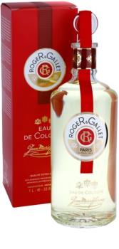 Roger & Gallet Jean-Marie Farina Eau de Cologne für Damen 1000 ml