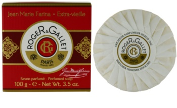 Roger & Gallet Jean-Marie Farina mydło w kostce w pudełku