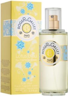 Roger & Gallet Lotus Bleu Eau de Toilette for Women 100 ml