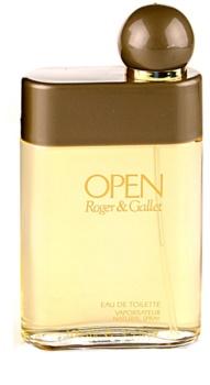 Roger & Gallet Open Eau de Toilette Herren 100 ml