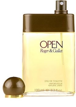 Roger & Gallet Open eau de toilette pour homme 100 ml