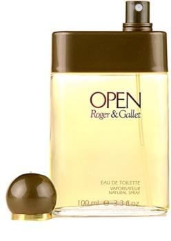 Roger & Gallet Open toaletní voda pro muže 100 ml