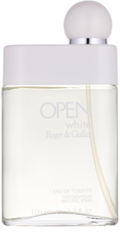 Roger & Gallet Open White Eau de Toilette para homens 100 ml