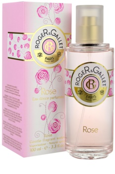 Roger & Gallet Rose Erfrischendes Wasser Damen 100 ml