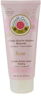 Roger & Gallet Rose sanfte Duschcreme