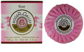 Roger & Gallet Rose sapun solid intr- o cutie