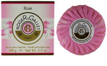 Roger & Gallet Rose tuhé mydlo v krabičke