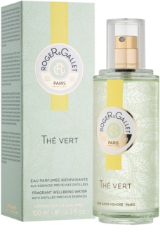 Roger & Gallet Thé Vert osvežilna voda za ženske 100 ml