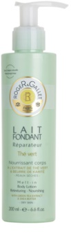 Roger & Gallet Thé Vert Nourishing Body Milk For Dry Skin