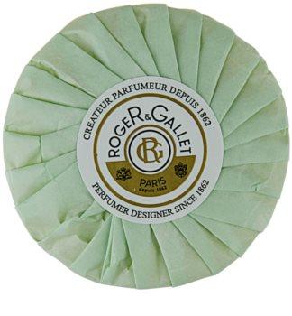 Roger & Gallet Thé Vert tuhé mydlo v krabičke