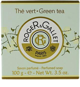 Roger & Gallet Thé Vert туалетне мило в коробочці