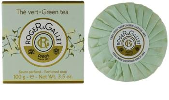 Roger & Gallet Thé Vert sabonete sólido c/ caixa