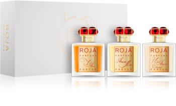 Roja Parfums Profumi D'Amore Collection Gift Set Ti Amo, Amore Mio, Un Amore Eterno