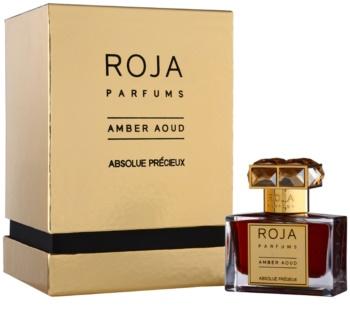 Roja Parfums Amber Aoud Absolue Précieux Perfume unisex 30 ml