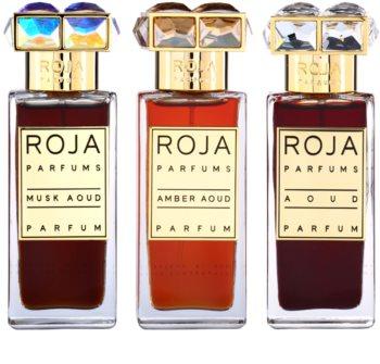 Roja Parfums Aoud Parfum de Voyage Gift Set  I. Aoud, Musk Aoud, Amber Aoud
