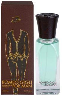 Romeo Gigli For Man eau de toilette pentru barbati 40 ml