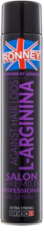 Ronney Against Hair Loos L-Arginina Hairspray