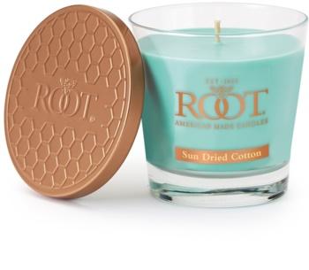 Root Candles Sun Dried Cotton lumanari parfumate  179 g