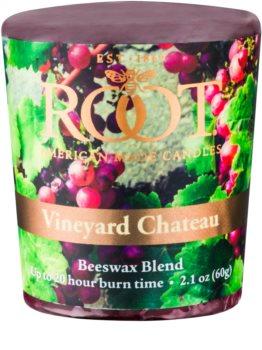 Root Candles Vineyard Chateau candela votiva 60 g
