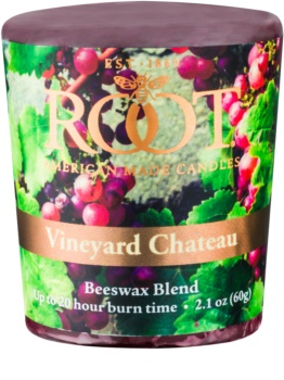 Root Candles Vineyard Chateau lumânare votiv 60 g