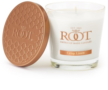 Root Candles Crisp Linen Scented Candle 179 g