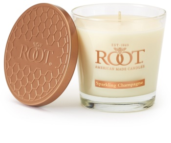 Root Candles Sparkling Champagne lumânare parfumată  179 g