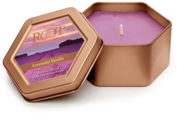 Root Candles Lavender Vanilla Geurkaars 113 gr In Blik