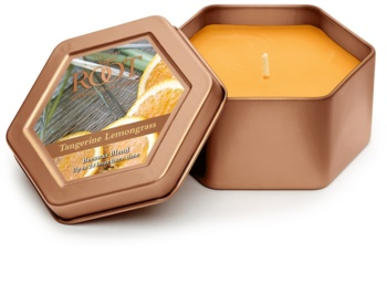 Root Candles Tangerine Lemongrass Scented Candle 113 g in Tin